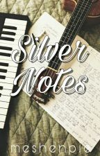 Silver Notes by meshenpie