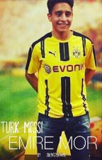 Türk Messi - Emre Mor by killinbumsoftly