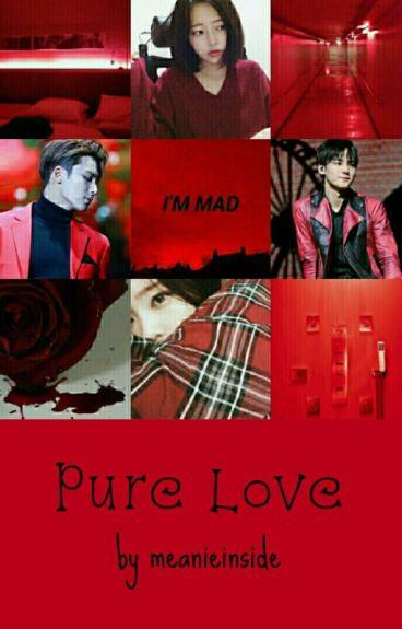 Pure Love || Mingyu Fanfiction