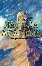 Majica Academy #Wattys2018 by RequipGoddess