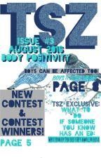 TSZ Magazine: August 2016 (Issue #3) by TheSafeZone