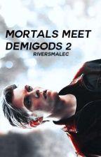 Mortals Meet Demigods 2 by ameliapvnd