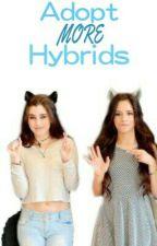 Adopt More Hybrids ;; lj + cc by harmojeon