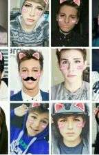Magcon Dirty Imagines by cryss_fanfictions