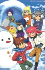 Fanfic Inazuma eleven Go (Segunda Parte) by naitsu