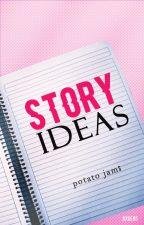 STORY IDEAS ➶ Kpop by PotatoJams