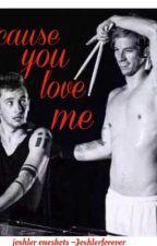 Because You Love Me- Joshler  by joshlerforever