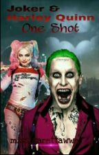 JOKER & HARLEY QUINN /ONE SHOT/   by Athess__