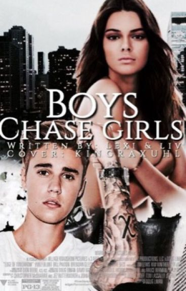 Boys Chase Girls