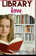Library Love by Corrention_Girl