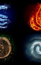 4 Elements (Slow Update)  by luzy15tigres