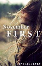 November First by TalkingEyes_