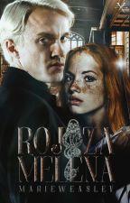 Rojiza melena ➳ {Draco Malfoy} by MarieWeasley