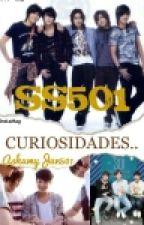 ∞ SS501 ∞ Curiosidades... Sabias Que..?? by AshumyJun501