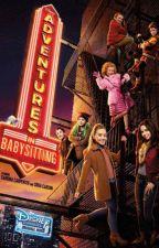 Adventures in Babysitting 2: The Sequel  by OfficJexicaMatthews