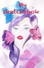 ❤ My sketchbook ❤ by Oumimi-dz