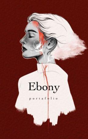 黒檀 | Ebony by Wristofink