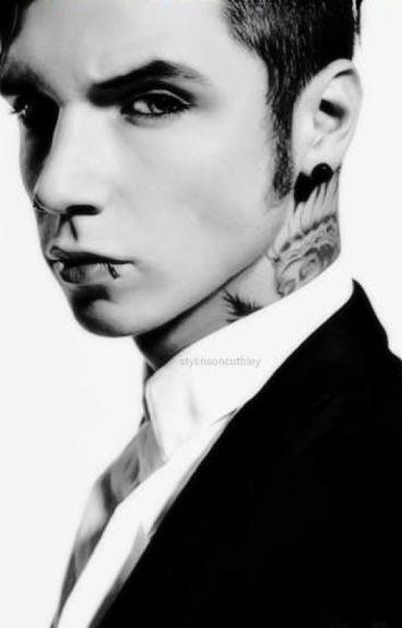 You're Mine Now. Not His.*Yandere Andy Biersack*