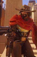 Vore Me at High Noon - Jesse McCree x Reader by breadguzzler
