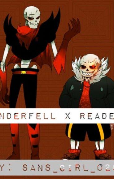 Underfell X Reader