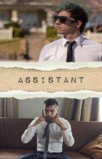 Assistant / Joshler Smut by LiteralBandTrassh