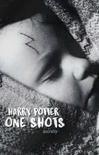 HARRY POTTER ⚡️ one shots by -sarcasmgirl-