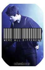 We're All Different by oohseahoonie