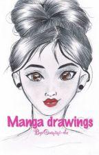 Manga drawings  by Oumimi-dz