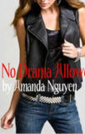 No Drama Allowed by UnicornMermaid_Love