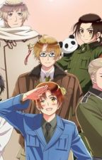 Hetalia X reader one shots  by Balletlover16