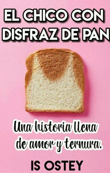El Chico Con Disfraz De Pan