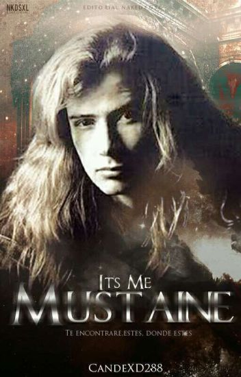 •It 's me Mustaine• Dave Mustaine x Tu #R&RAwards2017