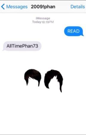 Read. Phan AU by AllTimePhan73