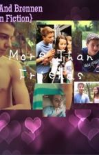 More Than Friends {Annie and Brennan FanFiction)  by Maddie__MCD_Shipper