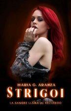 Sangre Strigoi [Vamphyr #3] by MarieGRose
