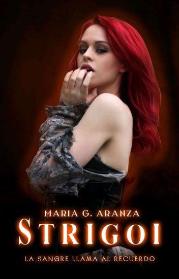 Sangre Strigoi [Vamphyr #3]