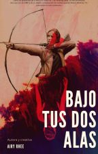 Bajo Tus Dos Alas-TWD Daryl y Tu by airy05