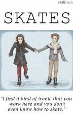 Skates | LS | Traducción al Español by InLarryLove