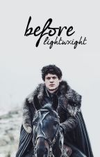 Before ; Ramsay Nieve by lightwxight