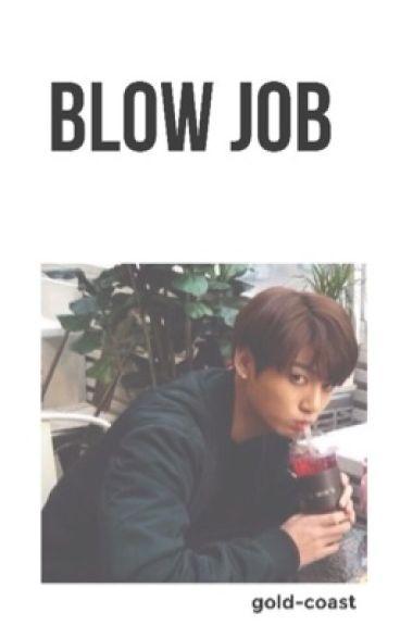 blow job // jungkook