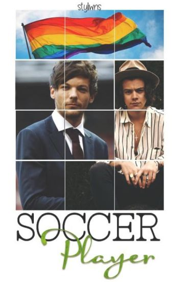 soccer player; [larry stylinson]