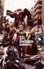 One shots {marvel} by damnhalsey