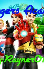 Avengers Academy(Stony) by RaynerOne