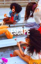 ESCAPE | s. fernandez by ChampagnePapiSteven