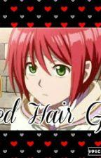 Red Hair Girl - Akagami No Shirayuki-hime by Hiyorinie