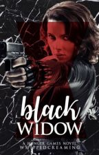 Black Widow ↝ the hunger games by whippedcreaming