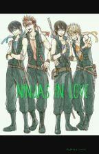 Ninjas In Love ((Human! TMNT x Ninja! Reader)) by Billy_Chan0532