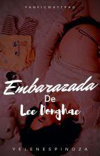 EMBARAZADA DE LEE DONGHAE  by YelenEspinozaELFish