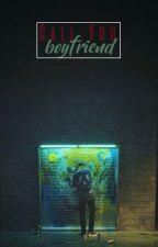 Call you Boyfriend ✿ Vkook by watersoo-