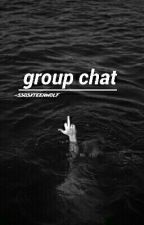 Group Chat (Josh Dun) ✔ by -5sosxteenwolf